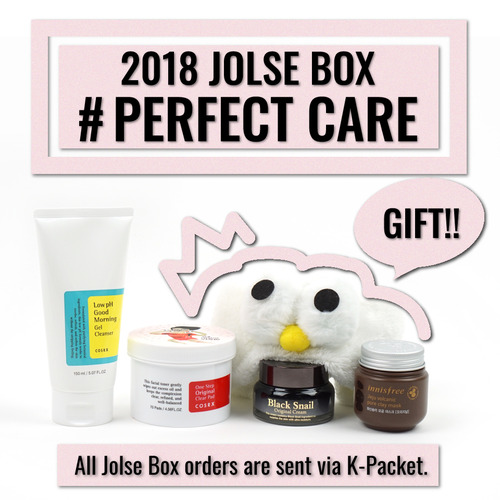 2018 JOLSE BOX #Perfect Care