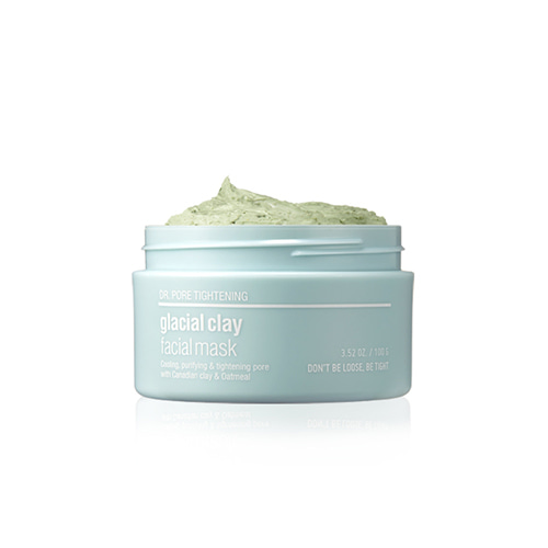 SKIN&LAB Glacial Clay Facial Mask 100ml