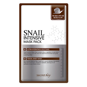 secretKey Snail Intensive Mask Pack 10ea