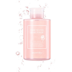 secretKey Rose Water Base Toner 550ml