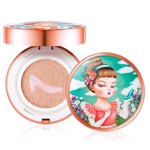 BEAUTY PEOPLE Absolute Honey Girl Cushion Foundation 16g