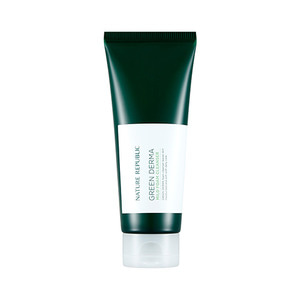 Nature Republic Green Derma Mild Foam Cleanser 150ml