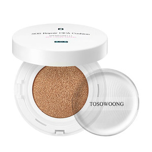 TOSOWOONG SOS Repair CICA Cushion Red Cover Expert Refill SPF50+ PA+++ 14g