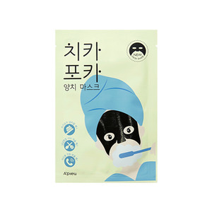 A'PIEU Chi Ka Po Ka Tooth Brushing Mask 17g *1ea