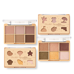 CHICA Y CHICO Summer Edition One Shot Eye Palette 9g