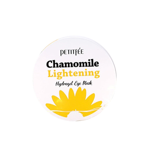 Petitfee Chamomile Lightening Hydrogel Eye Mask 60ea (30days)