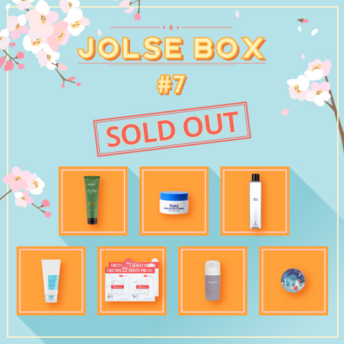 JOLSE BOX #7 SOLD OUT