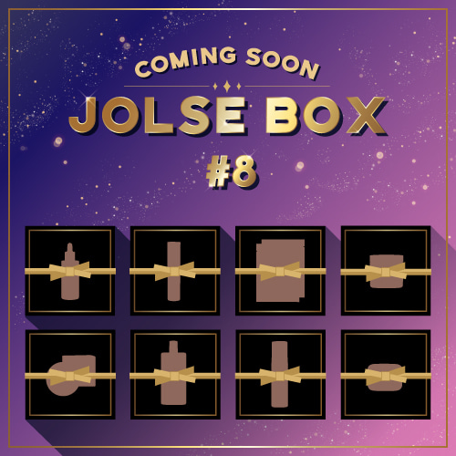 JOLSE BOX #8 COMING SOON