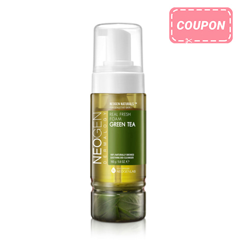 NEOGEN Real Fresh Foam Green Tea
