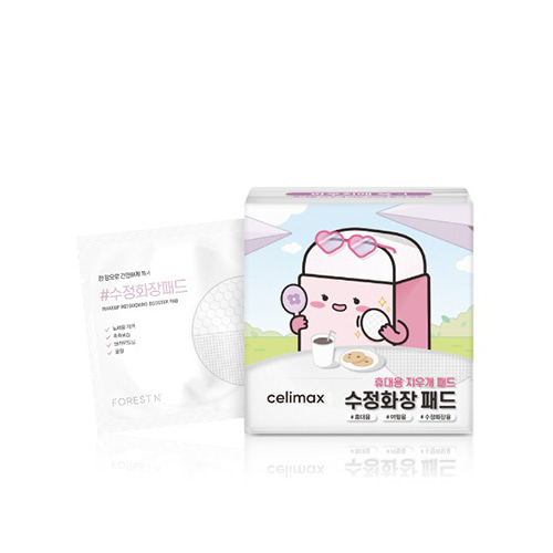 celimax Jiwoogae Make Up Retouching Booster Pad 30pcs