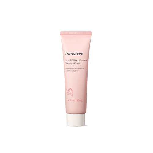 innisfree Jeju Cherry Blossom Tone Up Cream Tube 50ml