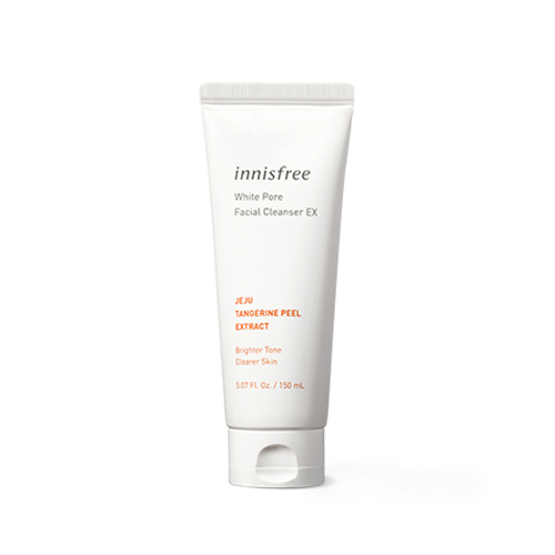 innisfree White Pore Facial Cleanser EX 150ml