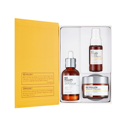 MISSHA Bee Pollen Renew Special Set