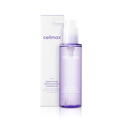 celimax Derma Nature Fresh Blackhead Jojoba Cleansing Oil 150ml
